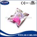 männliche silikon sex vibrierenden penisring kondom mit zwei Zellen