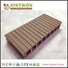 150x25 Waterproof Garden WPC Outdoor Flooring