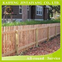 good quality beautiful dog ear fence for garden