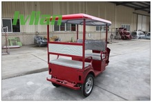 2014 best-selling electric tricycle spare parts rickshaw bikes