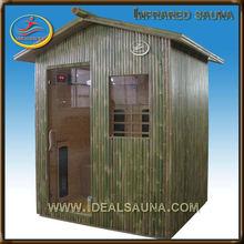 best price outdoor far infrared sauna room