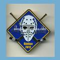 Minor HOCKEY PEE-WEE 2012 pino DARTMOUTH WHALERS gardien masque
