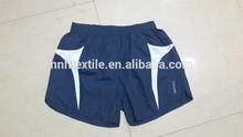 Mens polyester sports shorts/brand shorts