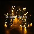 de alta calidad de la fiesta de boda decoración ball cadena de luces
