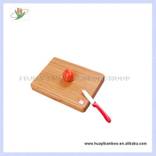 hot selling square Bamboo cutting board HY-A010