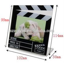 cheap acrylic director frame photo