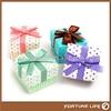 sweet chocolate packing paper box&decorative chocolate boxes&paper cupcake box