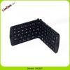 Hot Selling Mini Wireless Bluetooth Foldable Keyboard For iPad 2/3/4, Portable Bluetooth Keyboard