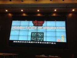 """55"""" Samsung LG A+ Panel HDMI/ DVI/ VGA/ AV/ Ultra narrow bezel samsung LED TV video wall Monitor"""