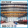 China Made Design Singler Girder Overhead Crane With Electric Single Girder