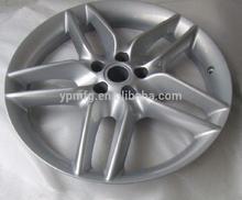 OEM metal work factory aluminum die cast auto parts motorcycle wheel