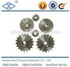 ASA80 ANSI standard 16A-3 C45 55T triplex roller chain sprocket