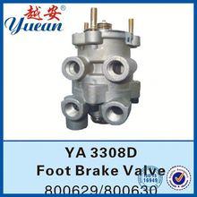OEM FACTORY SALE Professional manual brake valve for tatra v8