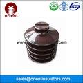 bs estándar de cerámica pin tipo de aislante