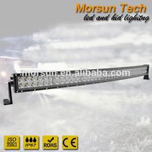 "2014 new 240w curved led light bar,42"" led lightbar curve,42inch led curved light bar"