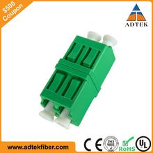 LC adapter,SM,Dumplex, zirconia sleeve