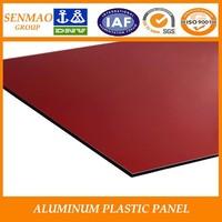 Good looking reynobond aluminium plastic composite panel material for decoration