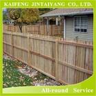 good quality cedar wood fence slat dog ear fence