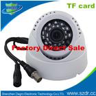 2014 Cheap and Best CCTV Camera 0.3MP Cmos Digital Signal 10m IR Night Vision Cctv Camera Price List