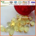 Gmp certifié lumière slim pilules capsule d'huile de coco vierge
