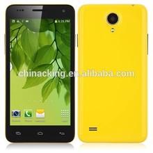 3g wcdma 900mhz 4.5 Inch Dual SIM MTK6582 Quad Core Mobile Phone
