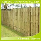Cheap price wooden garden natural fences for home