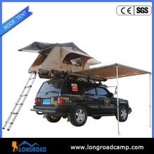 Aluminum Pole canvas car awning camper awning