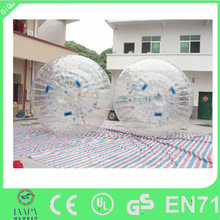 Cheap manufacturing water zorb ball