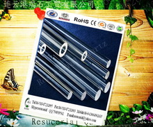 Modern professional customized quartz bridge for twin rod