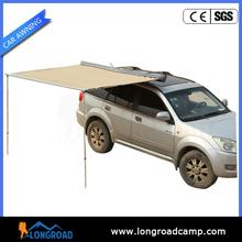 Graceful car awning camping