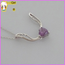 The wings of the angel 925 sterling silver necklace