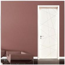 Wooden interior pvc skin High-Pressure Laminates door