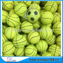 custom rubber sponge basketball