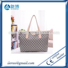 clear cross body female tote pvc bag