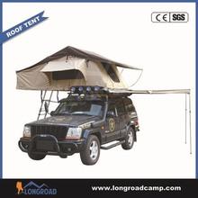 Promotional vans roof tents