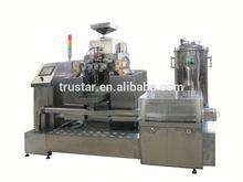 Laboratorio de gelatina blanda de la máquina de encapsulación