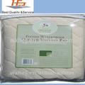100% coton matelassé imperméable matelas pad