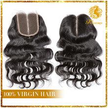 Best selling virgin brazilian lace closure Cheap lace front closure