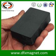 Single side permanent ferrite magnet wholesale