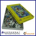 China promoción inteligencia niños juguete puzzle rompecabezas