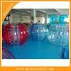 Colorful Stripes Soccer Bubble,Body Zorbing,Bubble Football
