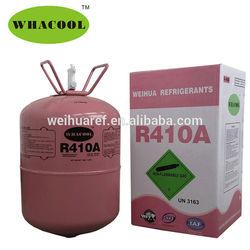 portable car air conditioner gas R410a refrigerant price