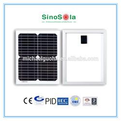 A-grade cell high efficiency flexible thin film solar panel