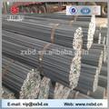 suministro negro primer laminado en caliente de alta resistencia a la tracción de refuerzo de acero barra de precio