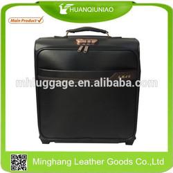 leather PU luggage