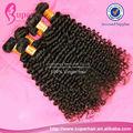 Venda quente kanekalon jumbo trança, Enrolar o cabelo mágico, Raw extensão do cabelo encaracolado