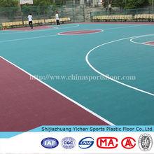 basketball pp interlocking floor tiles