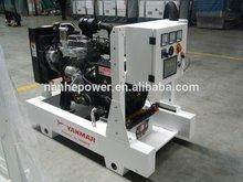 Japan Engine Yanmar Diesel Generator Set 5kw