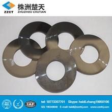 Tungsten Carbide blade, tungsten carbide disc cutter Customized