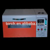Professional smt manufacture PC control reflow soldering solder machine / T200N desk lead free reflow oven machine